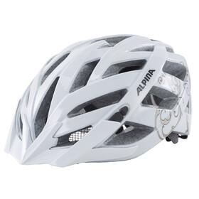 Alpina Panoma Kask rowerowy biały